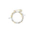 so-cool-chain-bracelet-white-mixed-metal-finish