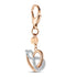 infinite-bag-charm-white-rose-gold-tone-plated