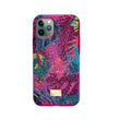 Load image into Gallery viewer, tropical-smartphone-case-with-bumper-iphone-r-11-pro-dark-multi-colored
