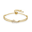 Load image into Gallery viewer, botanical-bracelet-white-gold-tone-plated