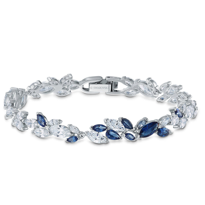 louison-bracelet-blue-rhodium-plated