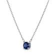 Load image into Gallery viewer, attract-round-set-blue-rhodium-plated