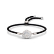 Load image into Gallery viewer, Swarovski Power Collection Air Element Bracelet, Black, Stainless steel