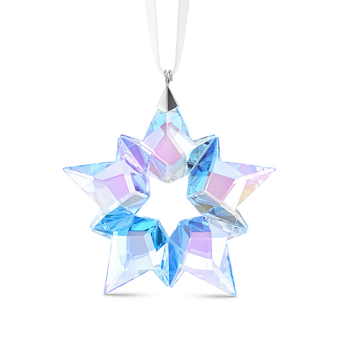 Ice Star Ornament