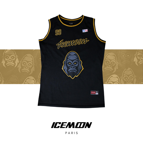 Maillot IceMoon Kong #GoldEdition