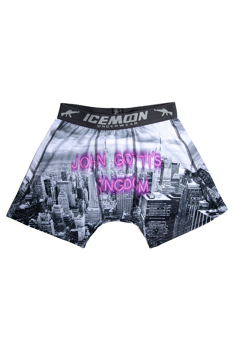 Boxer Homme NYC Néon