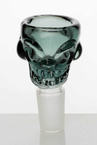 Skull Glass Bowl | Bowl Piece For Bongs & Ash Catchers | Free Shipping