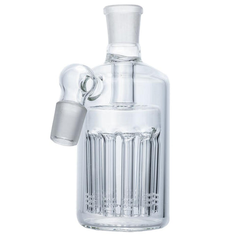 Clear Bottle Tree Perc Ash Catcher For Sale - Puffing Bird - Online Headshop