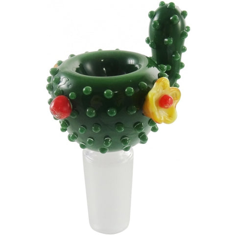 Empire Glassworks - Bowl Piece - Cactus Bowl Piece - 14mm