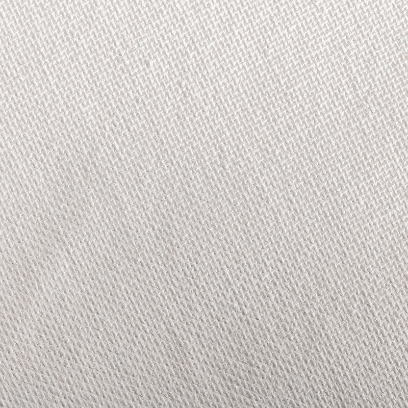 A close up of the texture and surface of a Loxley Ashgate Chunky Canvas that measures 8 by 8 inches and comes in a box of 10.