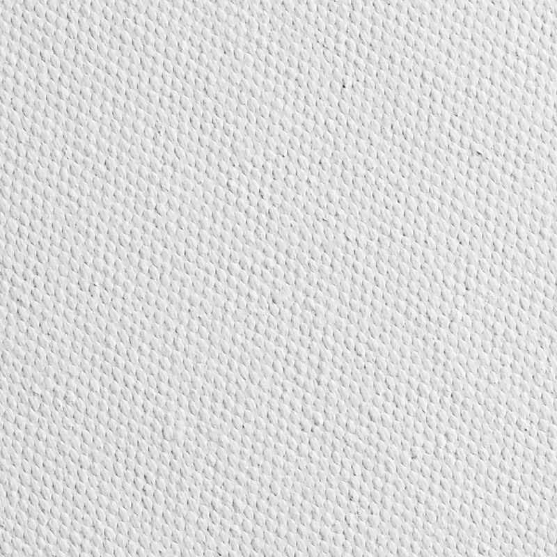 Close up texture of a Loxley Gold Standard Canvas that measures 8 by 8 inches and comes in a box of 10.