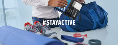 #StayActive Even Without a Gym