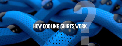 How Instant Cooling Shirts Work