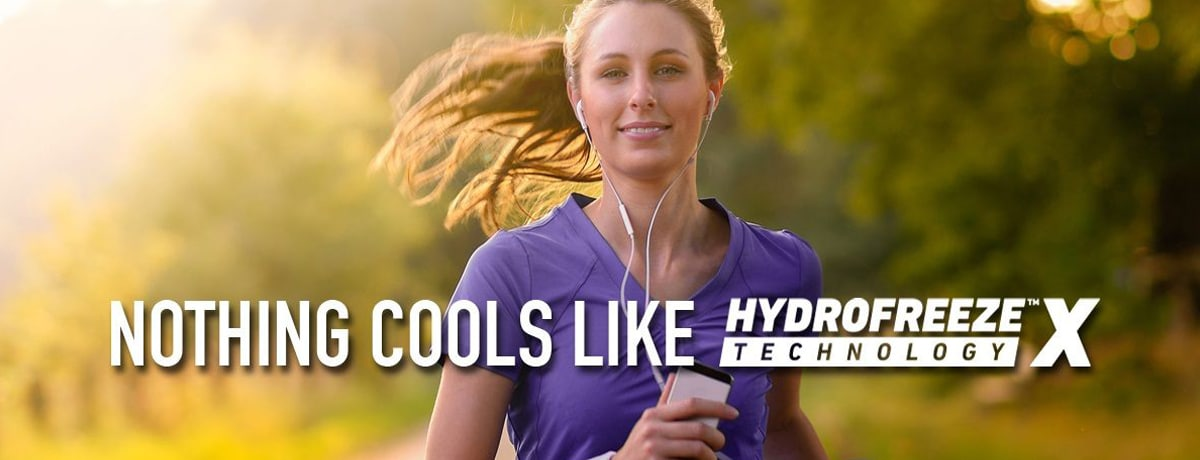 What Is HydroFreeze X Technology?