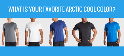 GIVEAWAY: What is your favorite Arctic Cool color?
