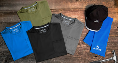 NEW Holiday Workwear Bundle Keeps You Cool on the Job
