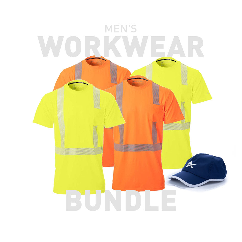 Men's Pocket Safety Workwear Bundle