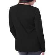 Women's Cooling V-Neck Long Sleeve Shirt