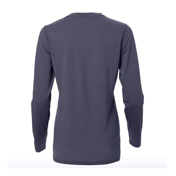 Women's Cooling V-Neck Long Sleeve