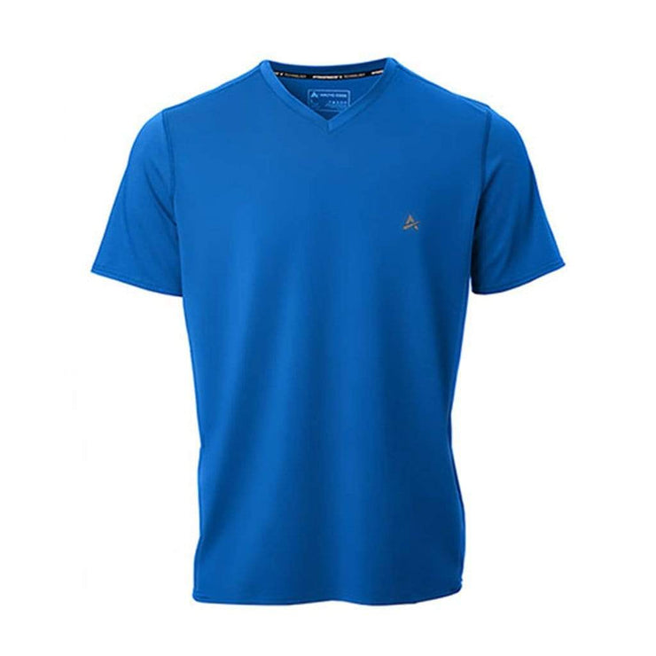 Men's V-Neck Short Sleeve Cooling Shirt
