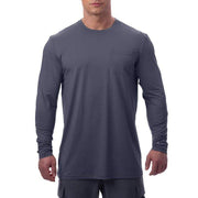 Men's Pocket Workwear Long Sleeve Shirt