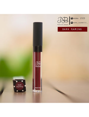 Dark Flaming-liquid lipstick-Nora Bu Awadh Store - متجر نورة بوعوض