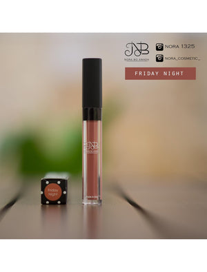 Friday Night-liquid lipstick-Nora Bu Awadh Store - متجر نورة بوعوض