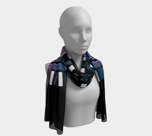 Square party scarf