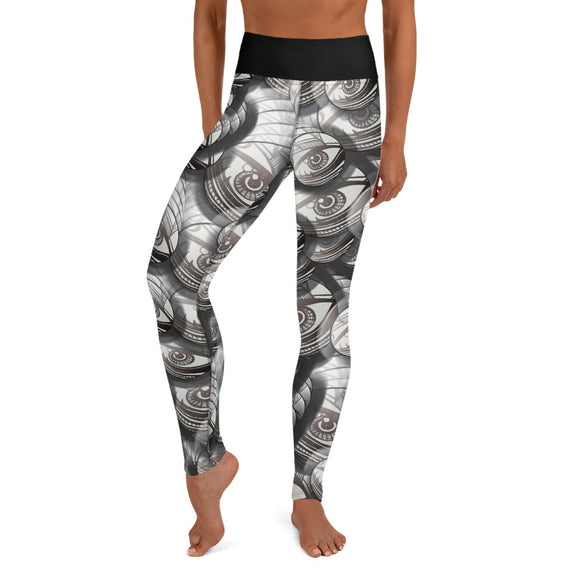 Third Eye Yoga Leggings