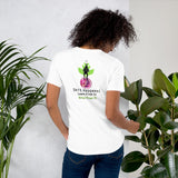 Natural Beauty T-Shirt with Shit Happens Logo