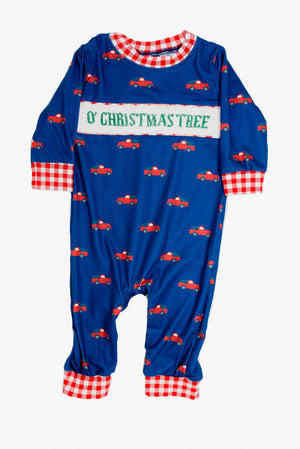 O' Christmas Tree Romper