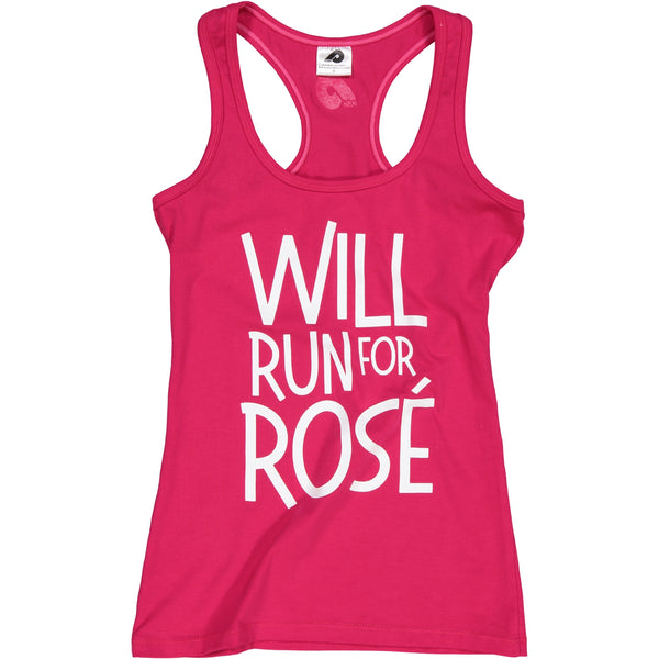 Ladies Will Run For Rosé