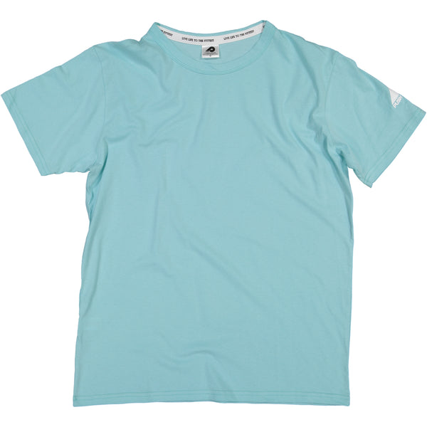 Mens Pastel Turquoise Blank T-Shirt