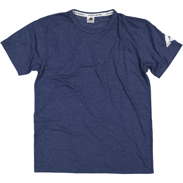 Mens Navy Blank T-Shirt