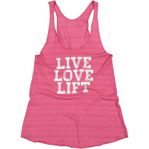 Ladies Live Love Lift