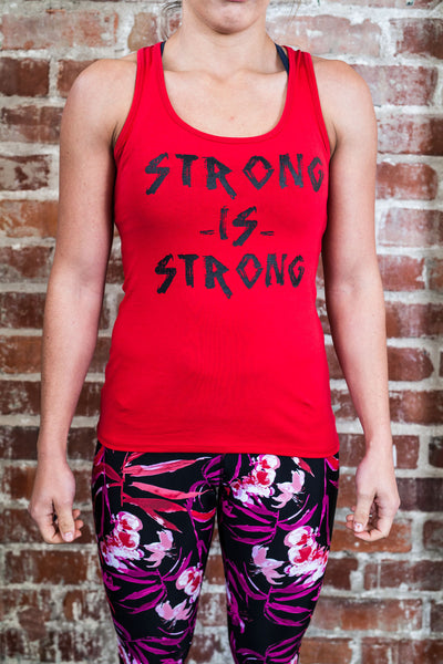 Ladies Strong Is Strong Tank