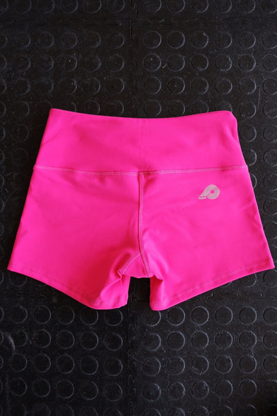 Push Pink Shorties