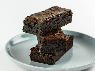Chocolate Fudge Brownie Slice