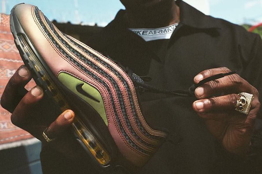 The Inspiration Behind Skepta's Air Max 97