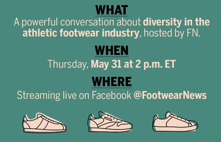 A Powerful Conversation About Diversity In The Footwear Industry