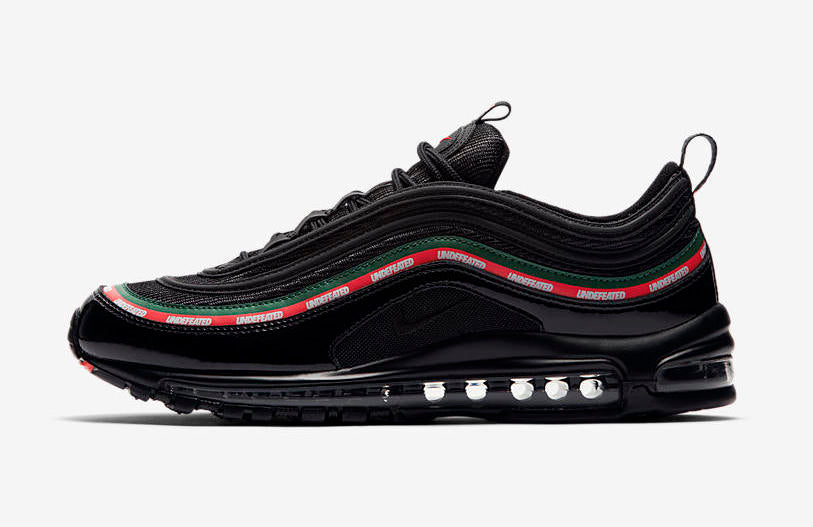 Coming Soon: Nike x Undefeated Air Max 97