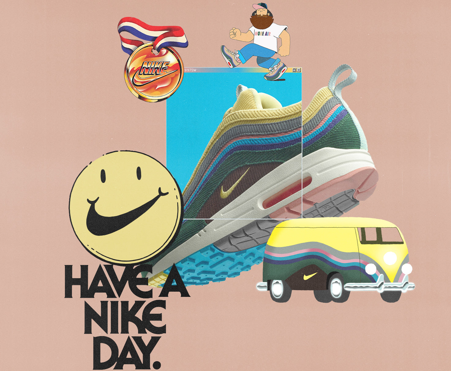 Air Moves You: Nike SW Air Max 1/97