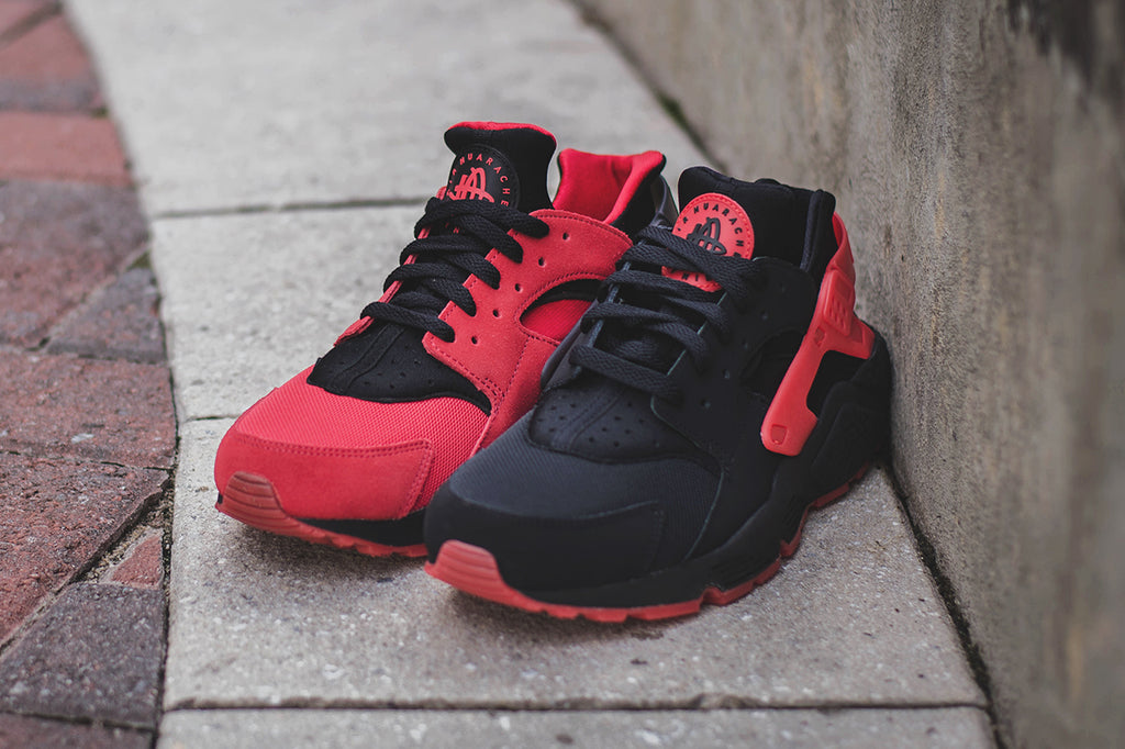 9b1d9376b46 it s hard to hate on the nike air huarache love hate pack s release