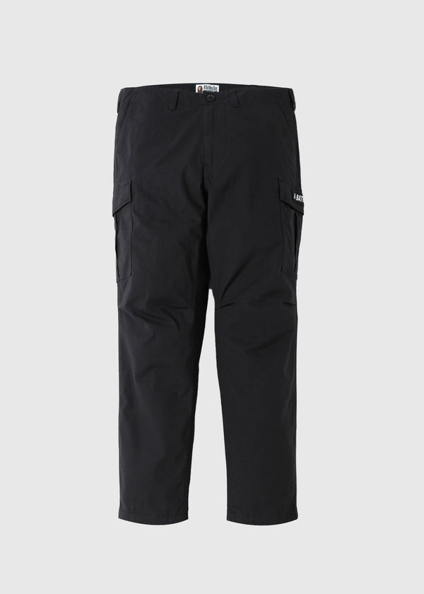 BAPE: SIX POCKET PANTS [BLACK]