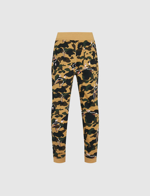 CAMO SHARK SWEATPANTS