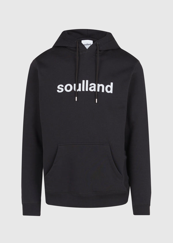 SOULLAND: GOOGIE HOOD [BLACK]