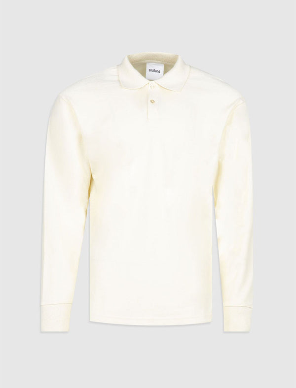 ROB LONG SLEEVE POLO