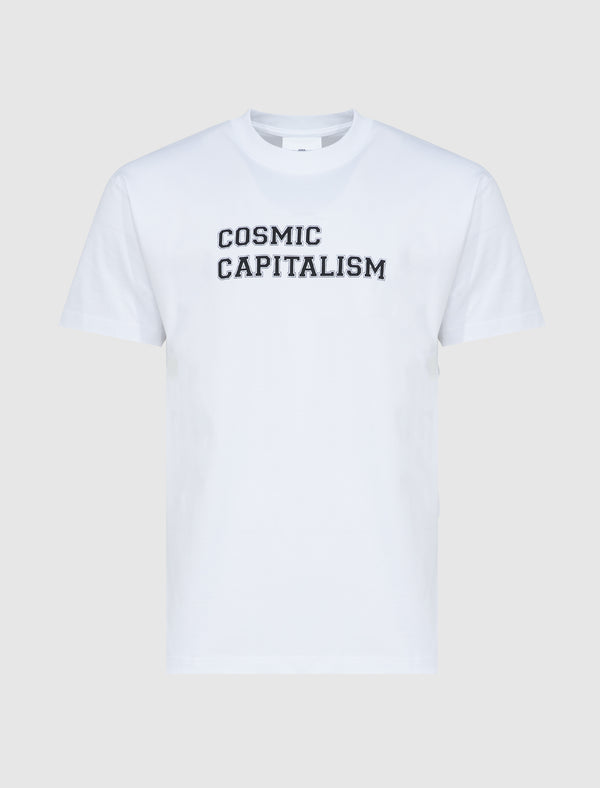 COSMIC CAPITALISM T-SHIRT