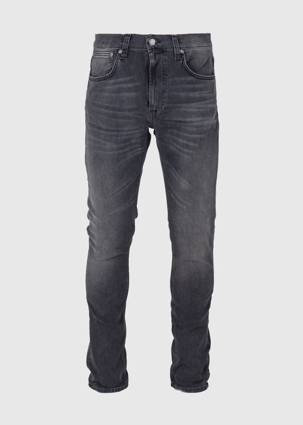 NUDIE JEANS CO.: LEAN DEAN [GREY]