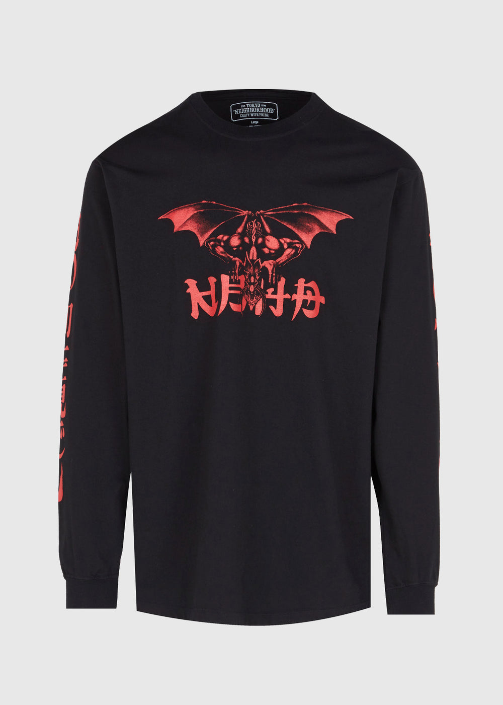 nbhd-pullover-swtr-192pcnh-lt01-blk-red-blk-red-1